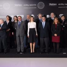 CERMI in the delivery of Telefónica Ability Awards