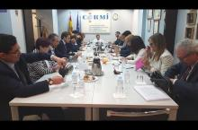 Meeting of the State CERMI Support Committee for the UN Disability Convention
