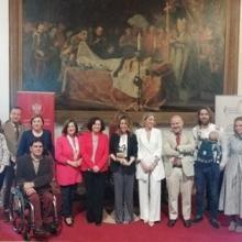 Delivery of the VI CERMI Human Rights and Disability Award 2017