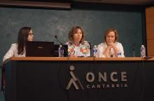 The 'Violence of gender and disability' conference was held in Santander